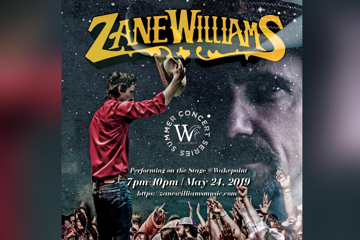Zane Williams