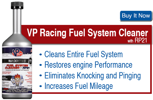 VP Racing Fuels System Cleaner