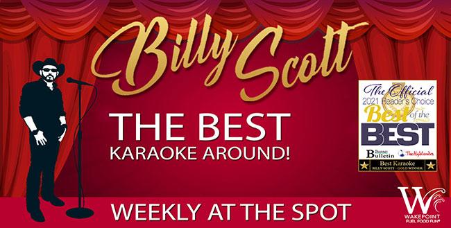Billy Scott Karaoke
