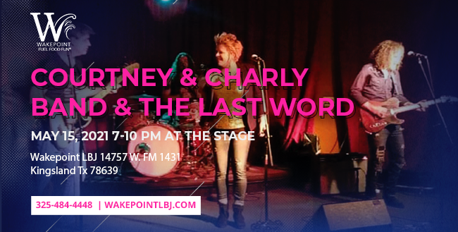 Courtney and Charly Band