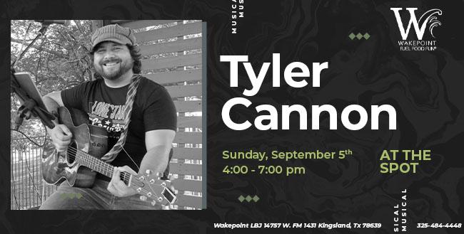 Tyler Cannon