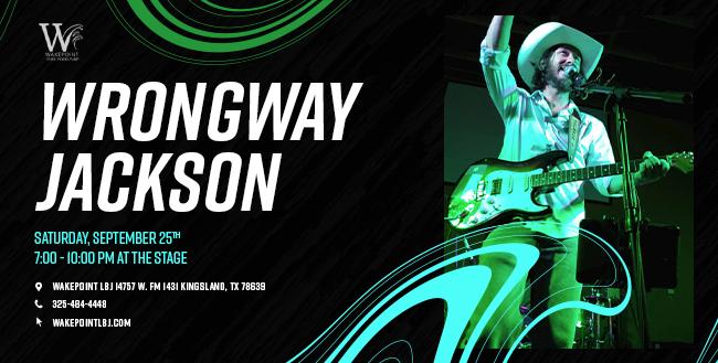 Wrongway Jackson