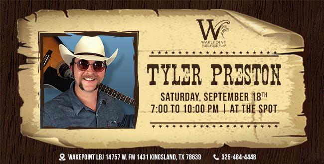 Tyler Preston